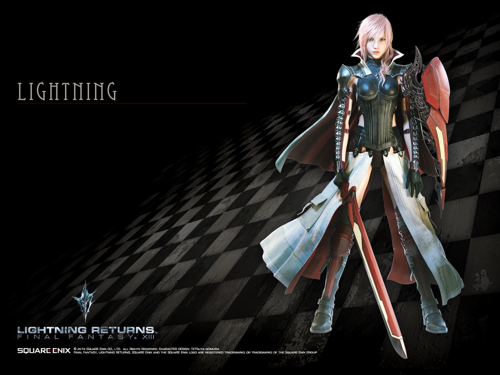 Final Fantasy XIII-3: Lightning Returns Wallpaper 013
