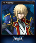 BlazBlue: Calamity Trigger Steam Trading Card 02