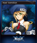 BlazBlue: Calamity Trigger Steam Trading Card 01