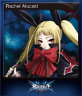 BlazBlue: Calamity Trigger Steam Trading Card 04