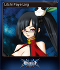 BlazBlue: Calamity Trigger Steam Trading Card 06