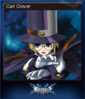 BlazBlue: Calamity Trigger Steam Trading Card 08