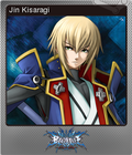 BlazBlue: Calamity Trigger Steam Trading Card Foil 02