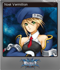 BlazBlue: Calamity Trigger Steam Trading Card Foil 03