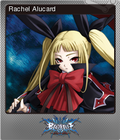 BlazBlue: Calamity Trigger Steam Trading Card Foil 04