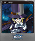 BlazBlue: Calamity Trigger Steam Trading Card Foil 08