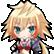 Hyperdevotion Noire: Goddess Black Heart Steam Emoticon 02