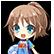 Hyperdevotion Noire: Goddess Black Heart Steam Emoticon 03