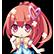 Hyperdevotion Noire: Goddess Black Heart Steam Emoticon 06