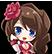 Hyperdevotion Noire: Goddess Black Heart Steam Emoticon 08