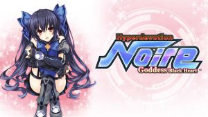 Hyperdevotion Noire: Goddess Black Heart Steam Trading Card Artwork 05