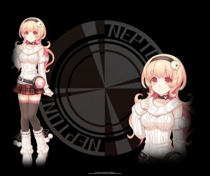 Hyperdimension Neptunia Re;Birth 1 Steam Background 01