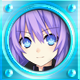 Hyperdimension Neptunia Re;Birth 1 Steam Badge Foil 01