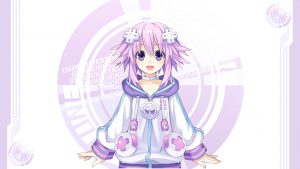 Hyperdimension Neptunia Re;Birth 1 Steam Trading Card Art 06