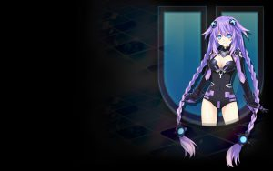 Hyperdimension Neptunia U: Action Unleashed Steam Background 03