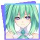 Hyperdimension Neptunia U: Action Unleashed Steam Badge 04