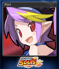Mugen Souls Steam Trading Card 05
