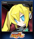 Mugen Souls Steam Trading Card 06