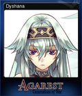 Agarest: Generations of War Steam Trading Card 02