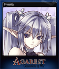Agarest: Generations of War Steam Trading Card 04