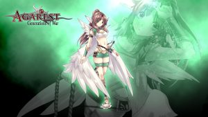 Agarest: Generations of War Steam Trading Card Artwork 05