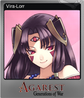 Agarest: Generations of War Steam Trading Card Foil 03