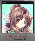 Agarest: Generations of War Steam Trading Card Foil 05
