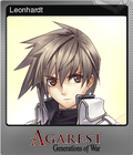 Agarest: Generations of War Steam Trading Card Foil 08