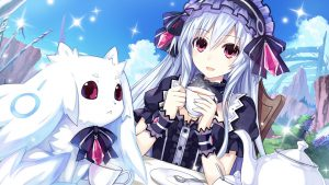 Fairy Fencer F Steam Trading Card Artwork 03