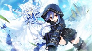 Fairy Fencer F Steam Trading Card Artwork 04