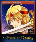 3 Stars of Destiny Steam Trading Card 01