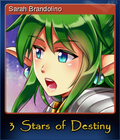 3 Stars of Destiny Steam Trading Card 02