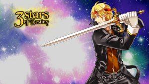 3 Stars of Destiny Steam Trading Card Artwork 01
