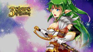 3 Stars of Destiny Steam Trading Card Artwork 02