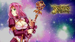 3 Stars of Destiny Steam Trading Card Artwork 03