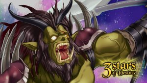 3 Stars of Destiny Steam Trading Card Artwork 04