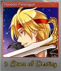 3 Stars of Destiny Steam Trading Card Foil 01
