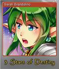 3 Stars of Destiny Steam Trading Card Foil 02