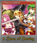 3 Stars of Destiny Steam Trading Card Foil 05