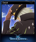 Tales of Zestiria Steam Trading Card 03