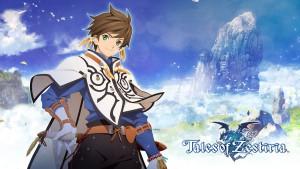 Tales of Zestiria Trading Card Artwork 01