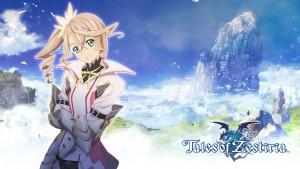 Tales of Zestiria Trading Card Artwork 02