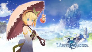 Tales of Zestiria Trading Card Artwork 04