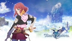 Tales of Zestiria Trading Card Artwork 07